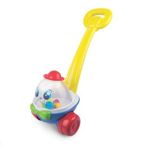 Novo Brinquedo Infantil Empurre e Anda WinFun 0670