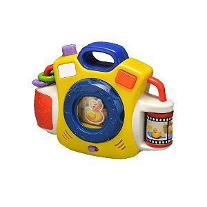 Brinquedo Infantil Minha Câmera Divertida WinFun 0708