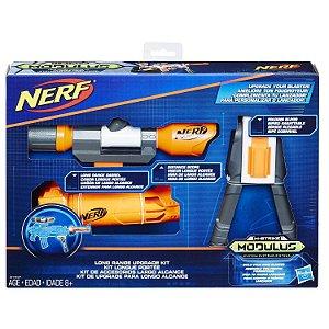 Brinquedo Hasbro Nerf Kit Upgrade Longo Alcance B1537