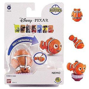 Novo Hatch n Heroes Disney Pixar Procurando Nemo Dtc 3716