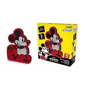 Quebra Cabeça Unitario Sortido Mickey 90s da Xalingo 19843