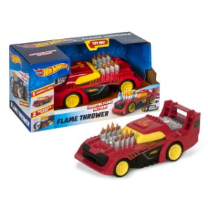 Brinquedo Carro Hot Wheels Road Rippers Two Timer Dtc 4800