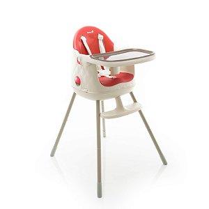 Cadeira de Alimentação Jelly Vermelha Safety1st 91527