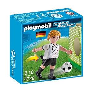 Playmobil Esportes Seleçoes Fifa Jogador Alemanha 4729