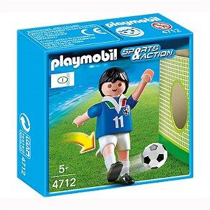 Playmobil Esportes Seleçoes Fifa Jogador Italia 4712