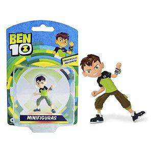 Novo Brinquedo Ben 10 Mini Figuras Ben Tennyson Sunny 1758