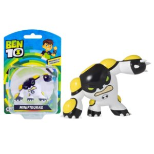 Novo Brinquedo Ben 10 Mini Figuras Bala de Canhao Sunny 1758