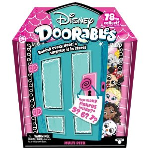 Super Playset e Mini Figura  Disney Doorables Dtc 5069