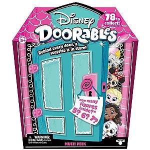 Super Playset e Mini Figura  Disney Doorables Dtc 5069