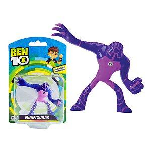 Novo Brinquedo Ben 10 Mini Figuras Alien Ultra T Sunny 1758