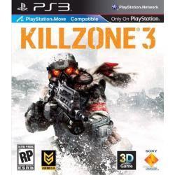 Jogo Killzone 3 Exclusivo Ps3 Portugues 3d Compativel Move