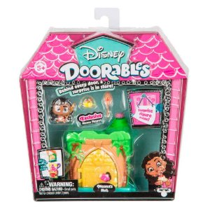 Playset Doorables Disney Cabana Da Moana Dtc 5083
