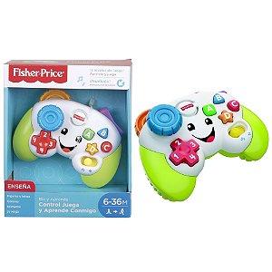 Brinquedo Controle de Video Game Infantil Fisher Price Fwg11