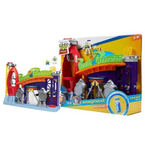 Novo Brinquedo Disney Toy Story Pizza Planet Imaginext Gfr96