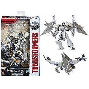 Boneco Transformers Steelbane Premier Edition Hasbro C0887