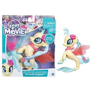 Boneca My Little Pony Sereias Princess Skystar Hasbro C0683