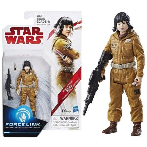 Star Wars Figura de Açao Force Link Rose Ep 8 Hasbro C1531
