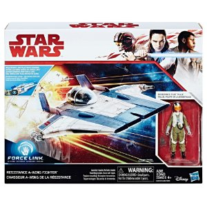 Star Wars X-Wing Piloto Resistência Force Link Hasbro C1248