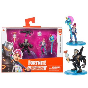 Pack 2 Figuras Fortnite Omega e Brite Bomber Fun 84707