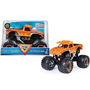 Brinquedo Veiculo Carro Monster Jam El Toro Loco Sunny 2022