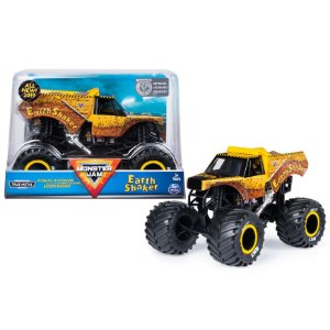Brinquedo Veiculo Carro Monster Jam Earth Shaker Sunny 2022