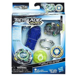 Beyblade Burst Kit Rip Fire Wyvron W2 Defesa Hasbro C0710