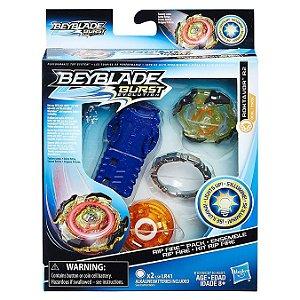 Beyblade Burst Kit Rip Fire Roktavor R2 Resistência C0710
