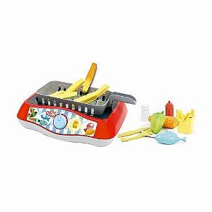 Brinquedo Fritadeira Muda Cor Friggi Friggi Original Candide