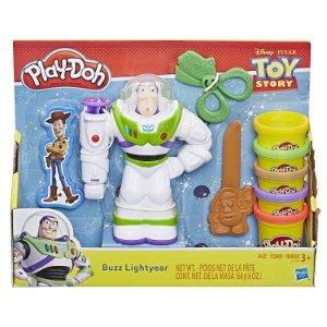Brinquedo Play Doh Toy Story Buzz Lightyear Hasbro E3369