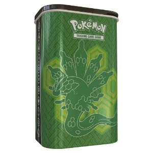Pokémon Lata Porta Cards Zygarde De Elite Com 2 Boosters