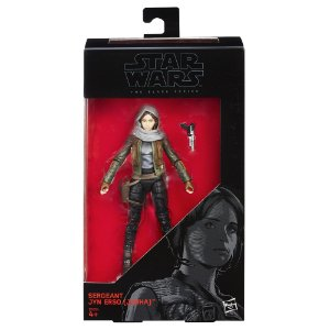 Novo Boneco Star Wars The Black Series Sergeant Jyn B3834