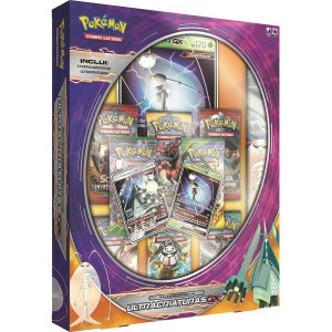 Box Cards Pokemon Tcg Ultracriaturas Gx Pheromosa Gx Copag