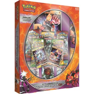 Box Cards Pokemon Tcg Ultracriaturas Gx Buzzwole Gx Copag
