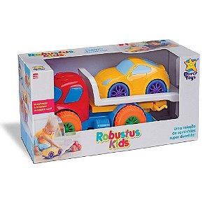 Brinquedo Guincho e Carrinho Robustus Kids Divertoys 668