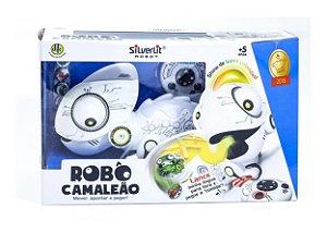 Brinquedo Novo Robô Camaleão Controle Remoto da DTC 4797