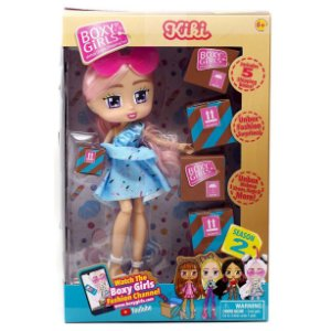 Boneca e Acessorios Boxy Girl Season 2 Kiki Candide Wkq29