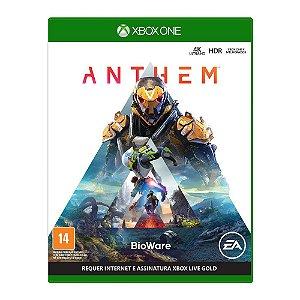 Jogo Novo Midia Fisica Anthem Lacrado Original para Xbox One