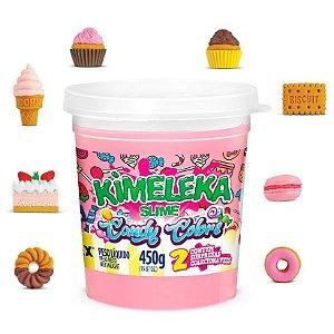 Brinquedo Kimeleka Slime Candy Colors Surpresa Acrilex 05815
