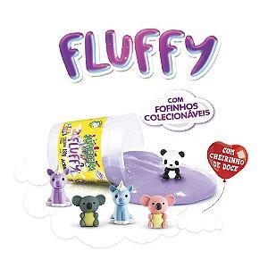 Brinquedo Kimeleka Slime Fluffy 180g Surpresa Acrilex 05875