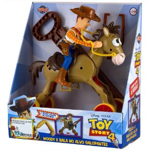 Woody e Bala No Alvo Galopantes Toy Stort 4 Toyng 22747