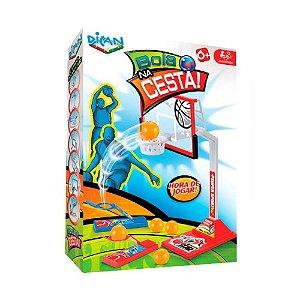 Brinquedo Super Sport Basquete Bola na Cesta Dican 5062