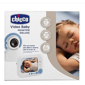 Video Baby Intercomunicador com Monitor Deluxe Chicco 254