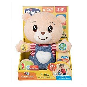 Pelucia Teddy O Ursinho das Emoçoes com Sons e Luzes Chicco