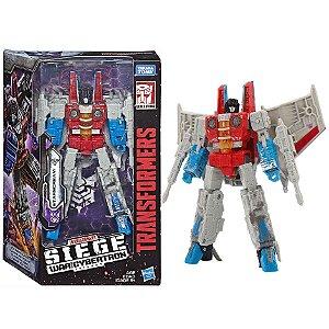Transformers Siege War of Cybertron Starscream Hasbro E3418
