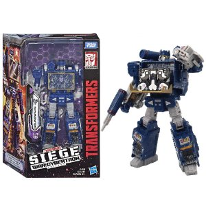 Transformers Siege War of Cybertron Soundwave Hasbro E3418