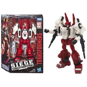 Transformers Siege War for Cybertron Trilogy Sixgun E3432