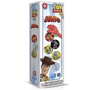 Brinquedo Jogo Tapa Certo Disney Pixar Toy Story 4 Estrela