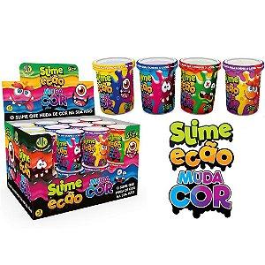 Brinquedo Slime Ecao Muda de Cor 110g Aleatório Dtc 5056
