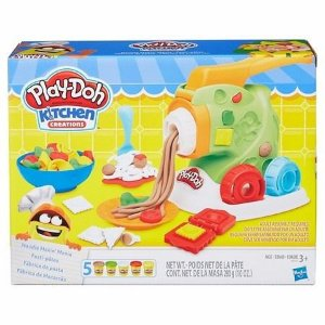Play Doh Kitchen Creations Fábrica De Macarrão Hasbro B9013