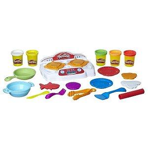 Massinha De Modelar Play Doh Comidinhas No Fogão B9014